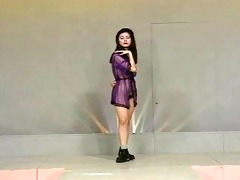 asian lingerie catwalk 3