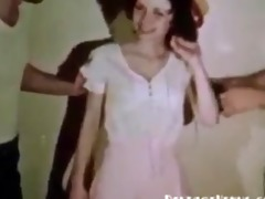 vintage porn early 1970s cheerful fuckday.flv