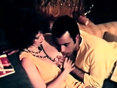 luxury retro havingsex and oral sex 1971