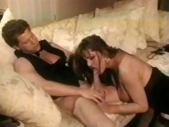 vintage tgirl porn with a curly pubic transsexual