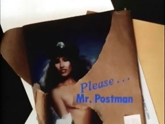 please...mr. postman
