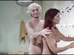 shower scene from. prison girls, vintage