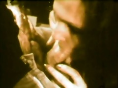 seductively retro bitch in 1980