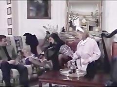 adorable orgy in classic scenes
