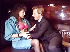 classic limousine fuck with anal