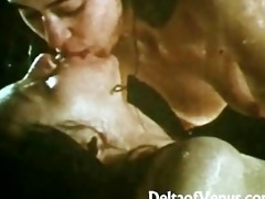 all-natural & wet vintage lesbian babes 1970s