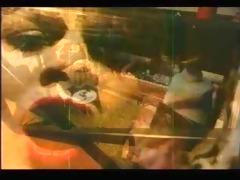 lisa deleeuw strange benny hill-like clip vintage