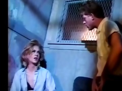 vintage cute tv doxy sucks weenie in the cell