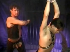 mark oneill & anthony vega (leather, bdsm,