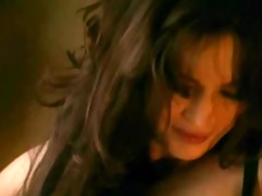 classic hot brunette cougar taylor st. claire