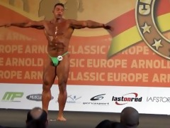 muscledad luis: arnold classic europe 2014