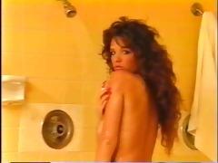 short shower scene