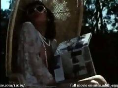 vintage shelady movie scene