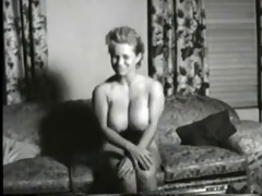 vintage porn episode of hot large boob blonde