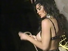 julie strain in hollywood biker chicks (part 1)