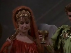 roman fuckfest at caligulas court