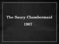 vintage erotic movie 3 - the saucy chambermaid