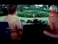 burt lancasters swim and undress -hot daddy!