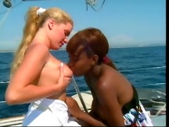 dominique &; sheila - the love boat.