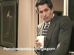 intimate practice porn star office