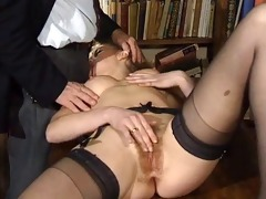 italian porn anal hairy honeys three-some vintage