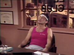 francois papillon in pumping flesh (1986)