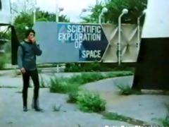 lascivious retro sci fi babes